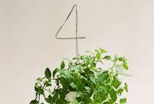 Table numbers / by Alia Wilson