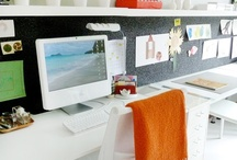 Office Space / Office and organization ideas ... / by Jinine Ramirez Cortez