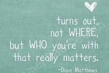 Quotes / by McKenzie McBride