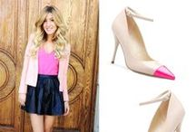 Dazzle Dolls / We love you Dazzle Dolls! Your individual styles are what make you unique and beautiful! Rock 'em out! xoxo  / by ShoeDazzle