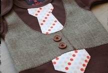Jongenskleding (naaien, sewing)