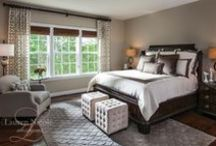 Lauren Nicole Designs Bedroom Gallery / Beautiful bedrooms I have designed in Northern Virginia and Loudoun County
