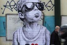 ART | Street Art / by Paula Scarabelot