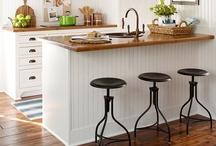 Kitchens / by Kristine Dye