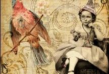 ILLUSTRATION | Collage / by Paula Scarabelot