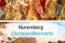 Christkindlesmarkt / World-famous Christmas market in Nuremberg from 30th of November to 24th of December 2018! Let yourself be enchanted!