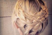 hair / by Erin Hill