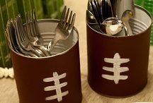 Football Party & Tailgating / by Kristine Dye