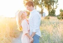 Engagement Photo Ideas / by Lexie Voelker