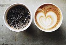 Coffee & Tea. / -Coffee, Tea- / by Madison Elizabeth