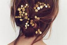 Golden Girl /  Inspired by the golden era of film.