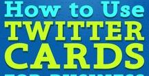 Twitter Marketing / Twitter's 140 character tweets may be small but they pack a big social media marketing punch. Here business owners and marketers will find the latest tips on using Twitter in their social media marketing strategy.