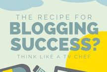 Blogging Tips and Tricks / A blog can be the cornerstone of a businesses' content marketing plan. Here you'll find pins about blog design, content and writing tips, and strategies to help your blog rank higher in search engines.