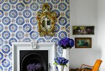 Decor Inspiration / Scandinavian decor, French decor, beach house, Spanish decor, decor inspiration