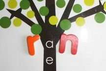 Blending, Segmenting, Words Familes, Oh My! / These skills are big focus in kindergarten based on the CC learning standards. Find ways to incorporate these skills into your classroom. Great for early Primary students.