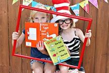 Dr. Seuss / Activities and skills to go along with Dr. Seuss books! Best to do this unit around Read Across America and Dr. Seuss' birthday in  early March!
