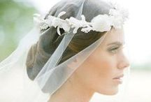 Bride Updos / Inspiration for a beautiful bride who is looking for an updo.... To make her feel gorgeous on her special day!