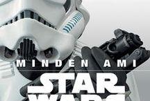 Star Wars Könyvek / Érdekességek, hírek a Star Wars könyvek és filmek világából
