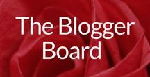 The Blogger Board / All Things Blog. Guides, Infographics, Stats, Tips & Tricks & More. Everything You Need to Build Your Blog, Brand & Business & Extend the Reach of Your Message.