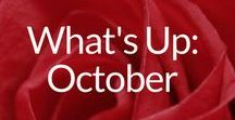 What's Up: October