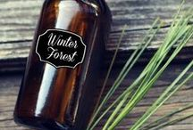 Essential Oils + DIY Essential oil Projects / Using essential oils for healing and healthy products