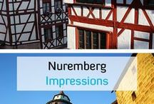 Nuremberg Impressions / Pictures and Fotos of Nuremberg. See the best spots of the city! #travel_nuernberg