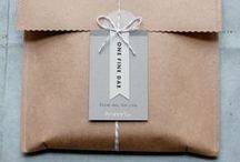 Packaging / Clever and lovely samples from packaging