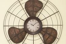 Clocks / by Lori Jones