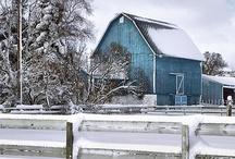 Barns / by Lori Jones