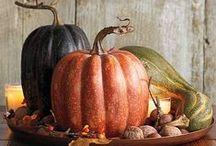 Fall ~ Thanksgiving Inspiration
