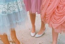Fashion / Dresses / All the pretty dresses.
