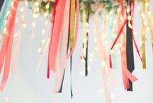 Weddings & Events / All-encompassing beauty and fun for any festivity.