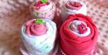 Love for Cupcakes / The love for cupcakes. Decoration for cupcakes, but also other so cute lovely cupcake items. Mostly pink and very girly