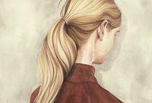 Illustration / by Nat Corbett