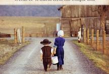 Amish / by Lori Jones