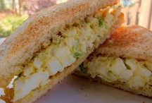 Sandwiches and Panini....... / by Dena Ybarra