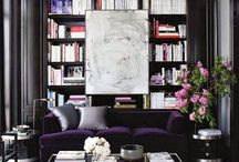 Home Decor: Library | Office / by Christine Brandt