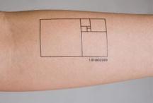 tattoos / by Alex Viksten