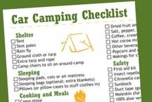 Camping Tips and Tricks / by Lori Jones