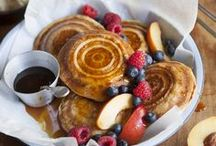Breakfast and Brunch / Breakfast is the most important meal of the day so wake up with these delicious breakfast and brunch recipes! / by NoshOn.It