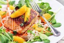 Salmon Ideas & Recipes