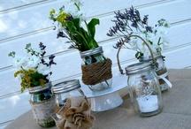 Burlap Ideas / by Tina's Treasures