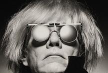 Andy Warhol / by sheri