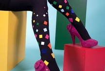 Crazy and Colorful Stockings / by Holly Jackson