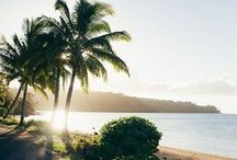 Travel | Hawaii / May 26-June 28, 2014, baby! / by Kenzie Amick