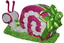 nappy cakes and baby gift ideas