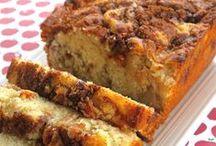 Quick Breads / Loaf Cakes / by Nella Berardini