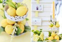 Yellow Weddings