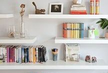 estante | bookcase