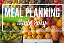 Group Meal Planning / Recipes, Ideas, etc. related to meal planning for our families